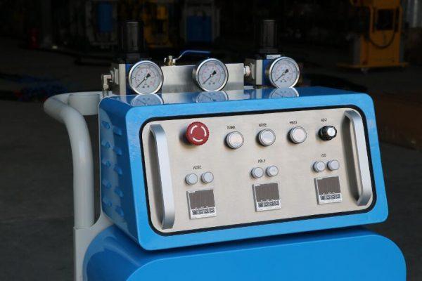 pneumatikus purhabszórógép