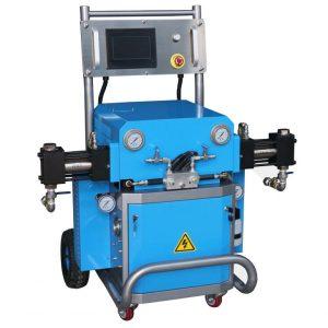 MagnumTech MT-211A1 hidraulikus purhab és poliurea szóró gép