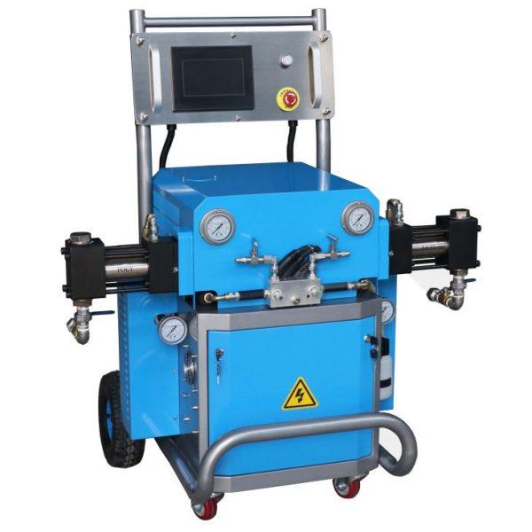 hidraulikus purhabszórógép