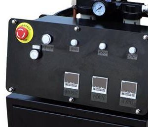 MagnumTech MT-411 pneumatikus purhab szóró gép