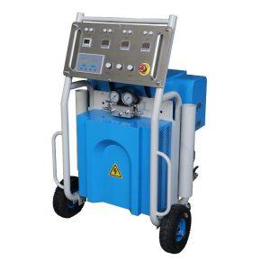 MagnumTech MT-2E elektromos purhab és poliurea szóró gép