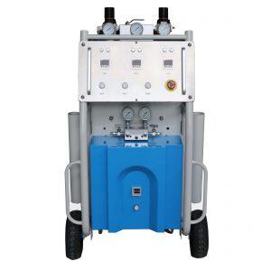 MagnumTech MT-411B pneumatikus purhab szóró gép
