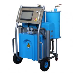 MagnumTech MT-2F elektromos purhab és poliurea szóró gép