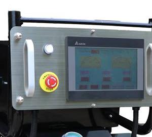 MagnumTech MT-511 hidraulikus purhab és poliurea szóró gép