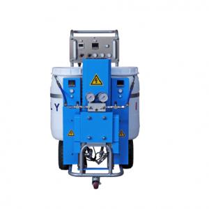 MagnumTech MT-E10HP elektromos poliurea és purhab szóró gép rendszer