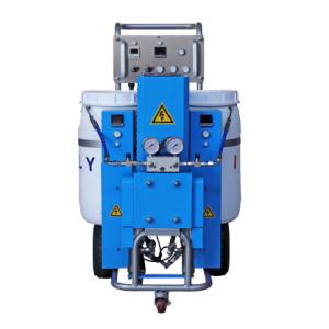 MagnumTech MT-E10HP elektromos 1 fázisú purhab és poliurea szóró gép